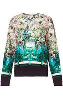 Mary Katrantzou Sweatshirt Caspian - Lyst