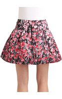 RED Valentino Lily Of Valley Skirt - Lyst