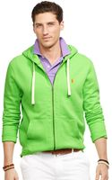 Polo Ralph Lauren Full-zip Classic Fleece Hoodie - Lyst