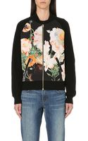 Ted Baker Opulent Bloom Bomber Jacket Black - Lyst