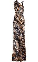 Amanda Wakeley Efia Long Dress - Lyst