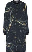 By Malene Birger Ofelian Marble Print Dress - Lyst