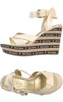 Juicy Couture Espadrilles - Lyst