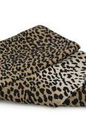 Mango Leopard Scarf - Lyst