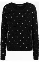 French connection Velma Knits Jumper - Lyst