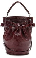 Alexander Wang Inside Out Diego Leather Bucket Bag - Lyst