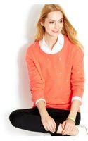 Maison Jules Rhinestone-embellished Crew-neck Sweater - Lyst