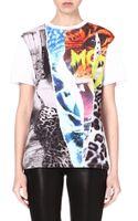 McQ by Alexander McQueen Mcq Printed Tshirt Alexander Mcqueen White - Lyst