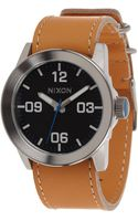 Nixon The Private - The Naturel Collection - Lyst