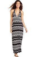 La Blanca In The Groove Maxi Dress - Lyst