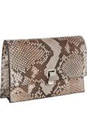 Proenza Schouler Python Ps Small Lunch Bag - Lyst