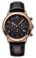 88 Rue Du Rhone Mens Brown Alligator Strap Watch - Lyst