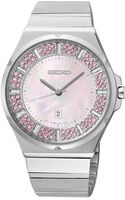 Seiko Womens Stainless Steel Bracelet Watch 36mm Sxdg13 - Lyst