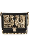 Roberto Cavalli Hera Wings Chain Shoulder Bag - Lyst