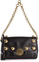 Marc Jacobs Studded Shoulder Bag - Lyst