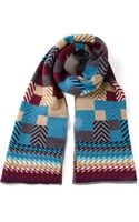 Missoni Patch Scarf - Lyst
