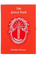 Olympia Le-Tan The Jungle Book Embroidered Felt Clutch - Lyst