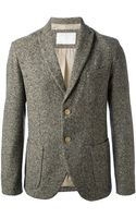 Societe Anonyme Two Button Blazer - Lyst
