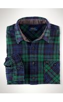 Polo Ralph Lauren Blackwatch Tartan Workshirt - Lyst