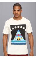 Lifetime Collective Be The Night Ss Graphic Tee - Lyst
