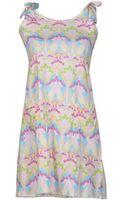 Liberty London Short Dress - Lyst