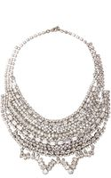 Tom Binns Large Crystal Maasai Necklace - Lyst