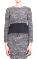 Tory Burch Giacca Jane Tweed Jacket - Lyst