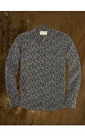 Denim & Supply Ralph Lauren Floral Utility Sport Shirt - Lyst