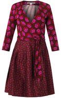 Diane von Furstenberg Jewel Dress - Lyst