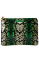 Marc By Marc Jacobs Snake Heart Techno Tablet Zip Case - Lyst