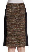 Lafayette 148 New York Bouclé Pencil Skirt - Lyst