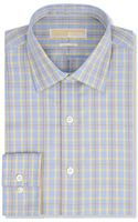 Michael Kors Michael Noniron Multicheck Dress Shirt - Lyst