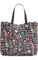 Lesportsac Le Snap Tote - Lyst