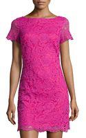 Alexia Admor Floral Lace Sheath Dress - Lyst