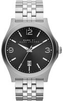 Marc By Marc Jacobs Danny Stainless Steel Bracelet Watch - Lyst