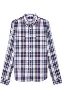 Gant Rugger Oxford Plaid Shirt - Lyst