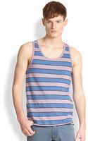 Marc By Marc Jacobs Shasta Stripe Jersey Tank - Lyst