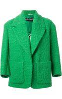 Rochas Textured Jacket - Lyst
