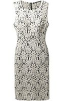 Ermanno Scervino Lace Dress - Lyst