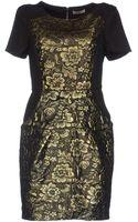 Darling Short Dress - Lyst