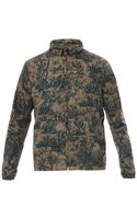 Valentino Jungleprint Hooded Jacket - Lyst