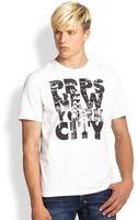 PRPS Nyc Tee - Lyst