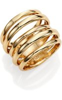 Alexis Bittar Miss Havisham Kinetic Layered Ring - Lyst