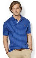 Polo Ralph Lauren Striped Pima Softtouch Polo Shirt - Lyst