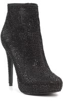 Report Signature Shoes Clarkson Jeweled Booties - Lyst