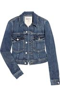 Textile Elizabeth And James Sid Denim Jacket - Lyst