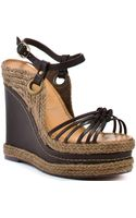 Naughty Monkey Divine Wedge - Brown - Lyst