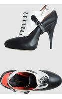 Diesel Black Gold Shoe Boots - Lyst