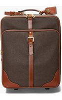 Mulberry Medium Trolley Scotchgrain - Lyst