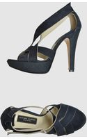 Gianni Marra Platform Sandals - Lyst